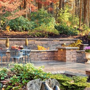 Semma Wall, Techo Bloc Walls, Retaining Wall Systems, Landscaping products