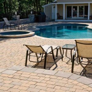allegro paver, techo bloc, concrete pavers, landscaping products