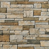 Cultured Stone Manufactured Stone Veneer, Country ledge, Stone Veneers