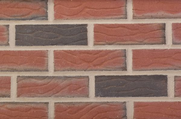 dutch colonial, redlands brink, clay face brick and clay pavers, masonry products