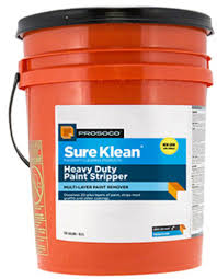 Sure Klean HD Paint Stripper, ProSoCo, cleaning old and new masonry, masonry repair