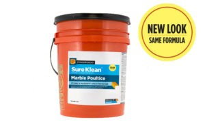 SureKlean marble poultice, ProSoCo, cleaning old and new masonry, masonry repair