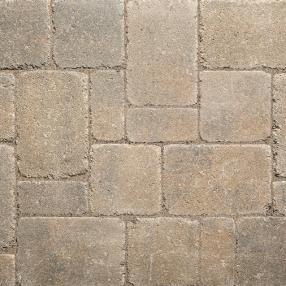 Dublin, brittany blend, concrete pavers, landscaping