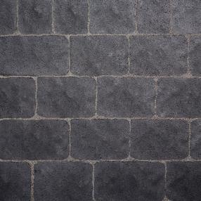 Bergerac Classic, charcoal, concrete pavers, landscaping