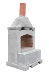 Large Precast Fireplace, firepits, grills, inserts, landscaping