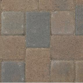London Cobble, fossil beige, concrete pavers, landscaping