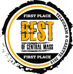 Best of Central Mass – 1st Place, 2019, news, what's new