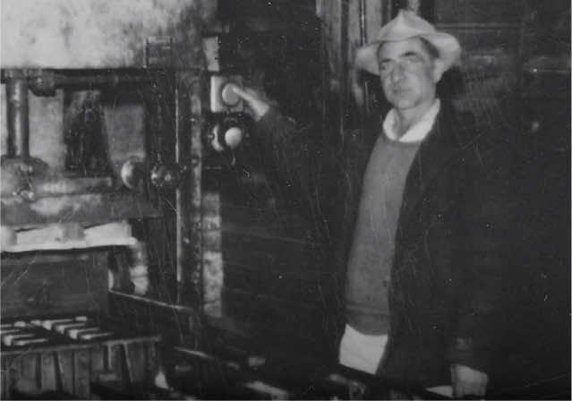 Camosse history, Henry Camosse, 1948 - 1978