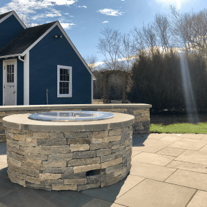 Brooklawn Blend Thompson stone