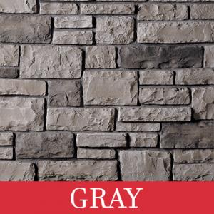 Cultured Stone Gray