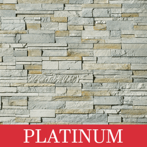 Cultured Stone Platinum
