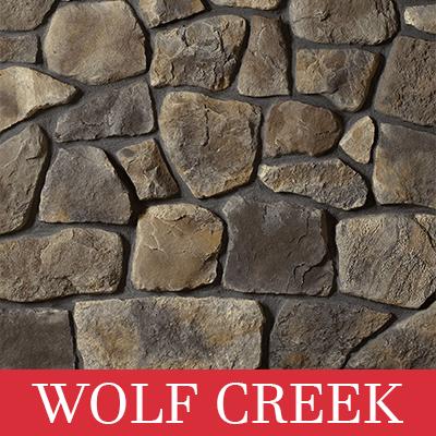 Cultured Stone Wolf Creek