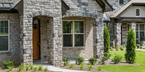 Gray Cobblefield Cultured Stone