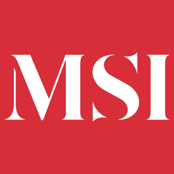 MSI surfaces logo
