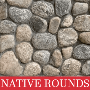 Native Rounds Thompson Stone