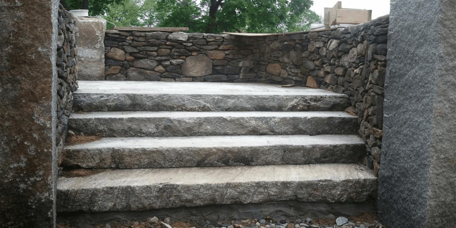 Reclaimed Steps