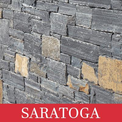 Saratoga Champlain Stone Veneer Swatch