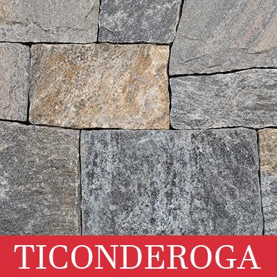 Ticonderoga Champlain Stone Veneer