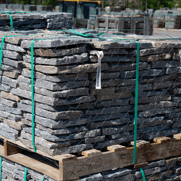 champlain stone Ticonderoga Pallet