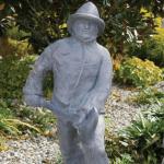 first responder statue