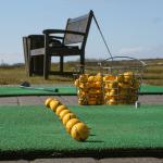 Artificial Grass Golf Simulator Driving range
