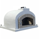 Mediterranean pro wood fired pizza oven