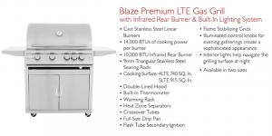 Blaze grills 4 burner LTE min