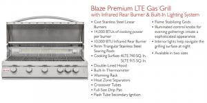 Blaze grills 5 burner LTE min