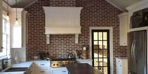 Schoolhouse thin brick