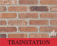 Trainstation Thin brick