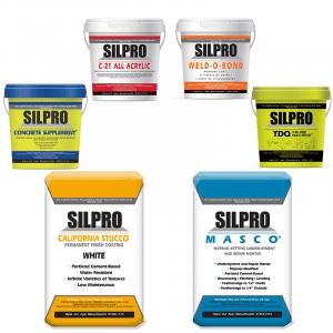 silpro repair mortar tdq